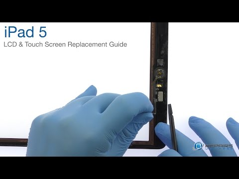 iPad 5 LCD & Touch Screen Replacement Guide - RepairsUniverse