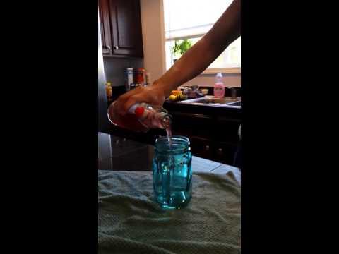 First water kefir soda