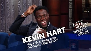 Kevin Hart Says You Shouldn