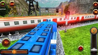 TRAIN RACING GAMES 3D | Android Gameplay - Free Racing Games Download - Train Videos - Download Game