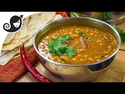 Roti & Fillings 2/3: White Bean Curry (Mauritian vegan recipe)