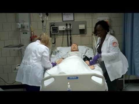 UTHSC College of Nursing Simulation Lab