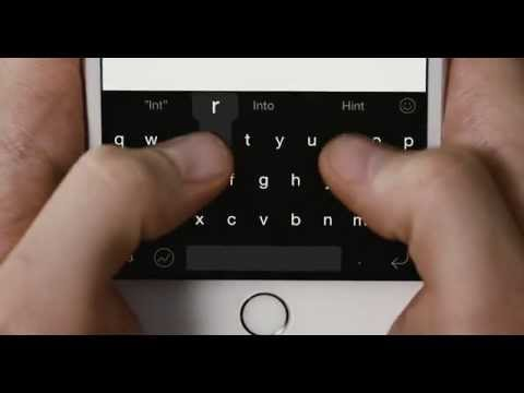 Next Keyboard for iPhone