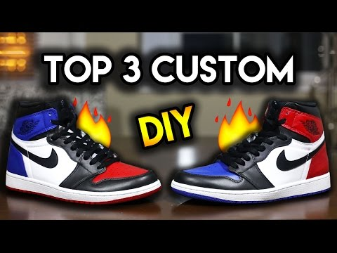 How To: Jordan Top 3