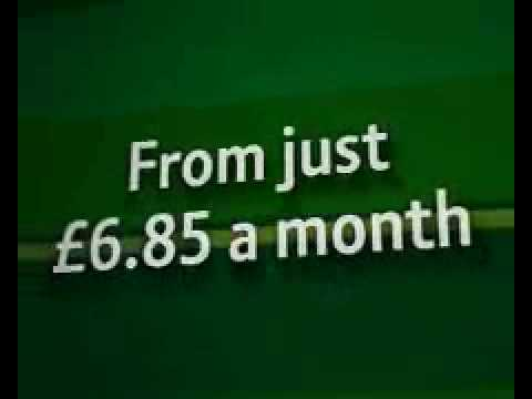 New TV ad from BT Vision