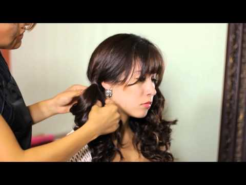 How to Create Cute Pigtails : Tress to Impress