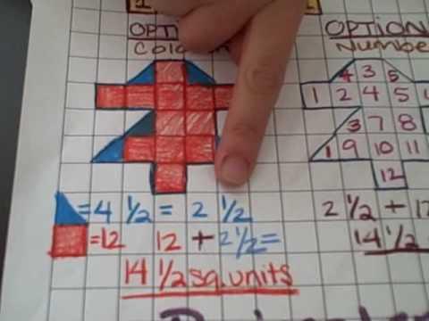 Introducing & Teaching Perimeter & Area Using Graph Paper