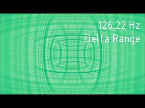 Pure 126.22 Hz Delta Range Binaural Beats [30 min]