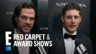 Download ″Supernatural″ Stars Spoil Season 14 With Rapid-Fire Questions | E! Red Carpet & Award Shows Video