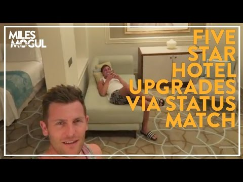 Waldorf Astoria Ras Al Khaimah Upgrades Hilton Status Match - Middle East Series - Episode (3/6)