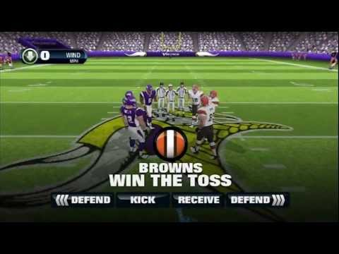 Madden 12 Wii game review