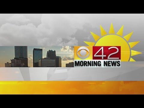 CBS42 Morning News 5AM