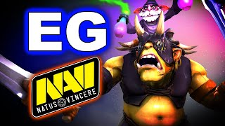 EG vs NAVI - INCREDIBLE GAME - OMEGA League DOTA 2