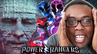 ZORDON!!! POWER RANGERS Movie Trailer 2 BREAKDOWN