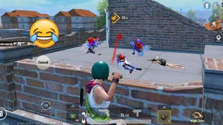 Trolling Noobs On Valentines Day 🤣🥰 | PUBG MOBILE FUNNY MOMENTS