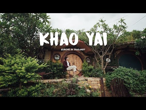 Khao Yai - Europe in Thailand?