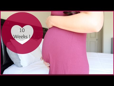 10 WEEKS PREGNANT | ALREADY SHOWING !