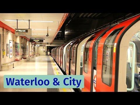 LU: The Waterloo & City line