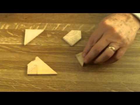 Five Piece Tangram