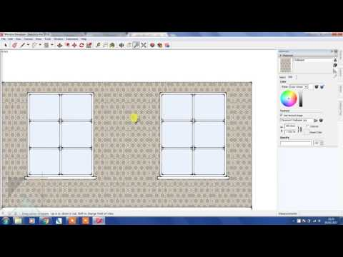Creating a Seamless Texture for SketchUp