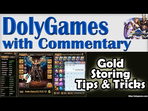 ➜ Wartune Tips for storing GOLD in various ways
