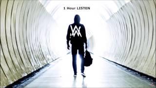 Alan Walker Faded (instrumental version) 1 Hour