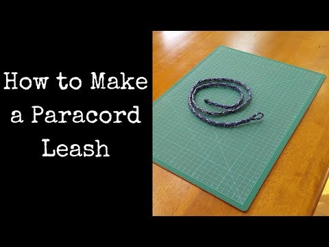 Falconry ~ How To Make A Falconry Leash