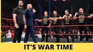 WWE RAW HIGHLIGHTS SURVIVOR SERIES 2019 DREAM MATCHES