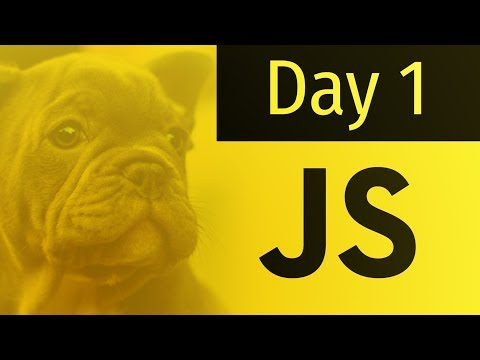 The 10 Days of JavaScript: Day 1