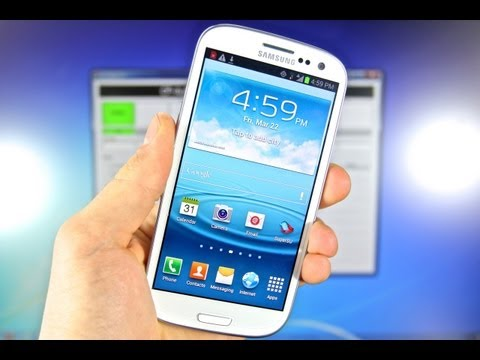 How To Root ANY Samsung Galaxy S3 4.1.2 & 4.1.1 - Verizon/AT&T/Sprint/T-mobile/I9300 Version