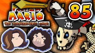 Paper Mario TTYD: Spooky Pirate Boss - PART 85 - Game Grumps