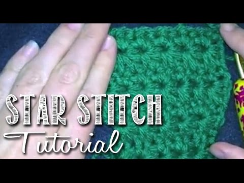 Star Stitch Tutorial with Increases and Decreases