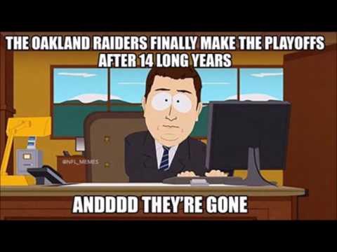 Raiders Suck