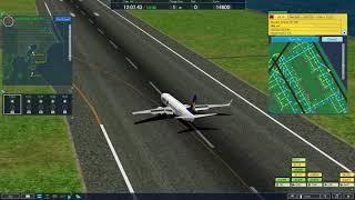 ATC4 - RJTT (Haneda) - 13:45 to 14:35 custom stage