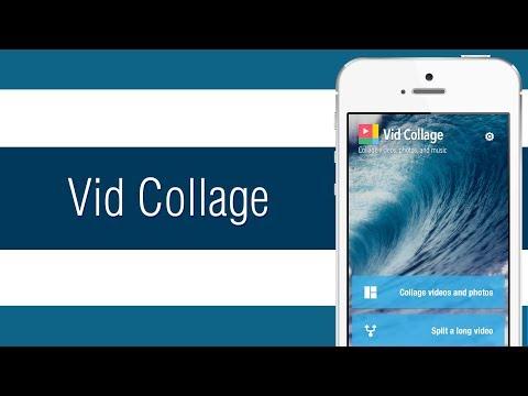 Vid Collage Para Tus Videos De instagram!