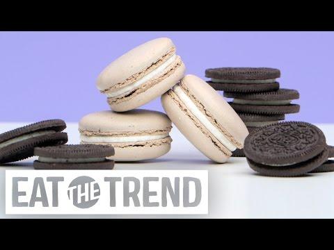 How to Make Oreo Macarons | Eat the Trend