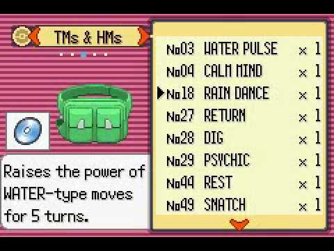 Pokemon Emerald Movie part 154 Latios & Latias