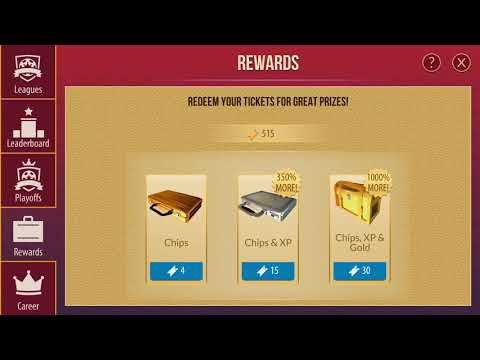 Zynga Poker _Claim Ticket and win 110,000,000,000,000,000. Chips for sale