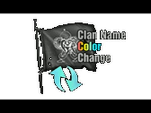 Combat Arms - Clan Name Color Change!       ®SwiftEscape®