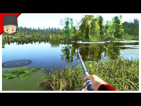 Russian Fishing 4 - THE HUNT FOR THE MONSTER CARP!