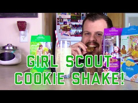 GIRL SCOUT COOKIE SHAKE!