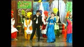 MITRAN DI CHAH PEEKE - Raj Brar \u0026 Anita Samana Desi PoP-1