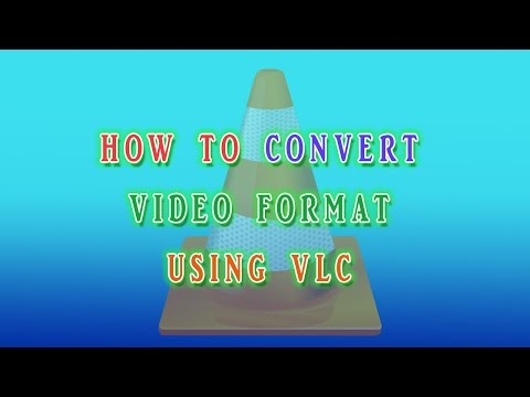 Convert Video File Format Using VLC in Windows 8 | Definite Solutions