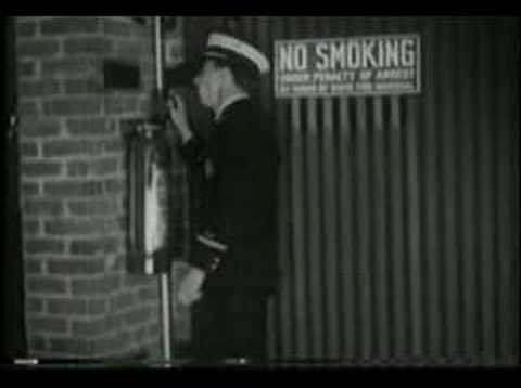 Dry Cleaner Fire Safety 1930s