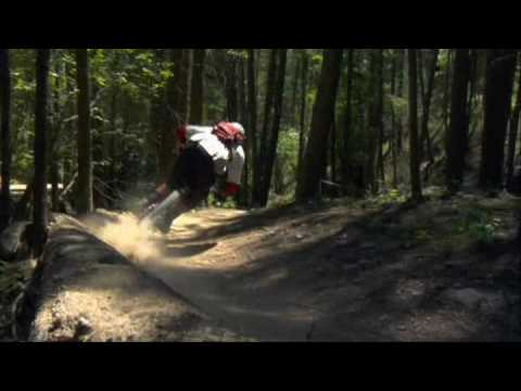 Kirt Voreis How To Hit a Berm on a Mountain Bike