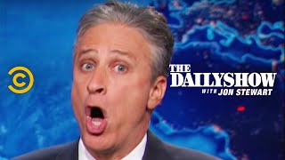 The Daily Show - American Hands Stand