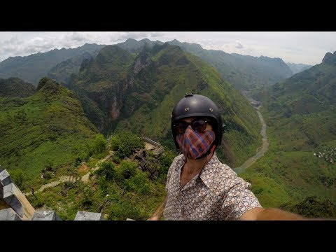 Vietnam Motorcycle Trip Day 9 - No Drivers License