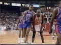 Dennis Rodman Defense On Michael Jordan 1990 NBA ECF
