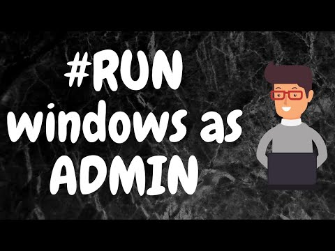 How to run cmd with admin privileges | TechTurfy