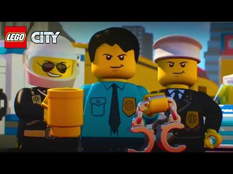 LEGO City Police Minimovies Compilation Episode 1 to 6 | LEGO Animation Compilations